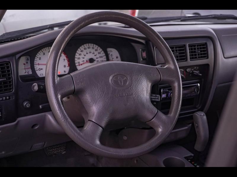 Toyota Tacoma 2001 price