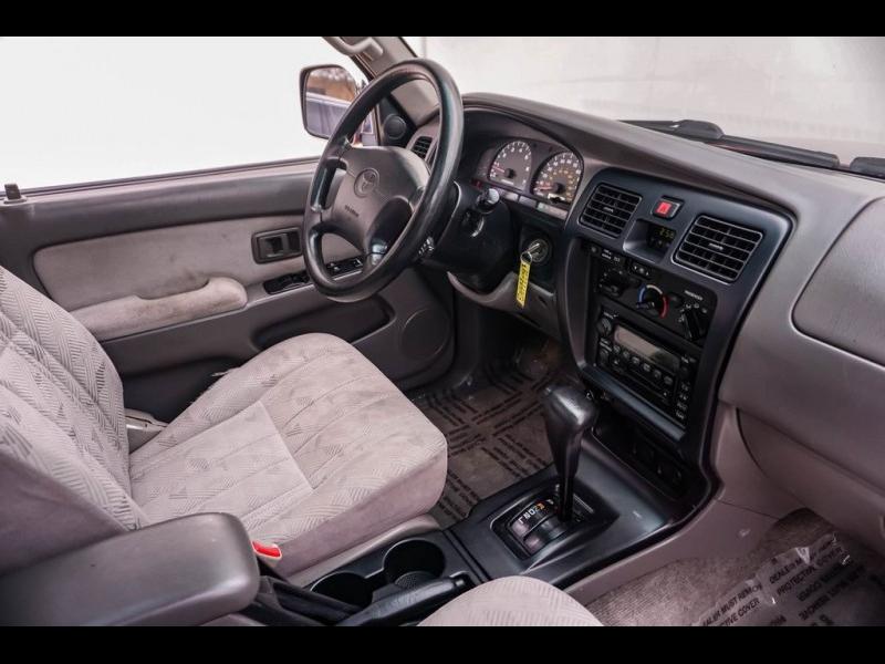 Toyota 4Runner 2002 price $5,980