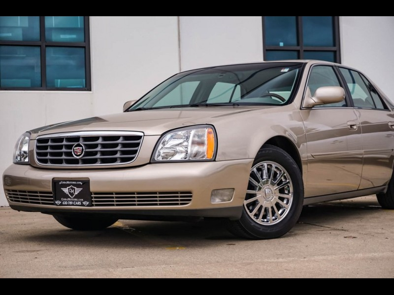 Cadillac DeVille 2005 price $7,990