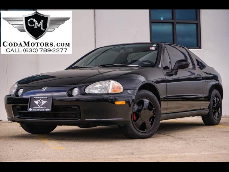 Honda del Sol 1993 price $7,480
