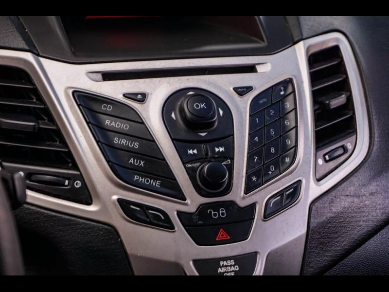 Ford Fiesta 2011 price $5,880