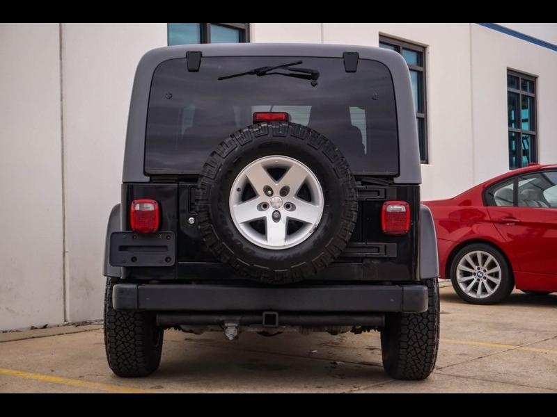 Jeep Wrangler 2005 price $12,890