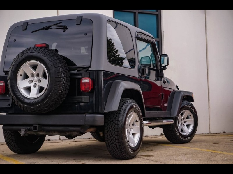 Jeep Wrangler 2005 price Call for Pricing.