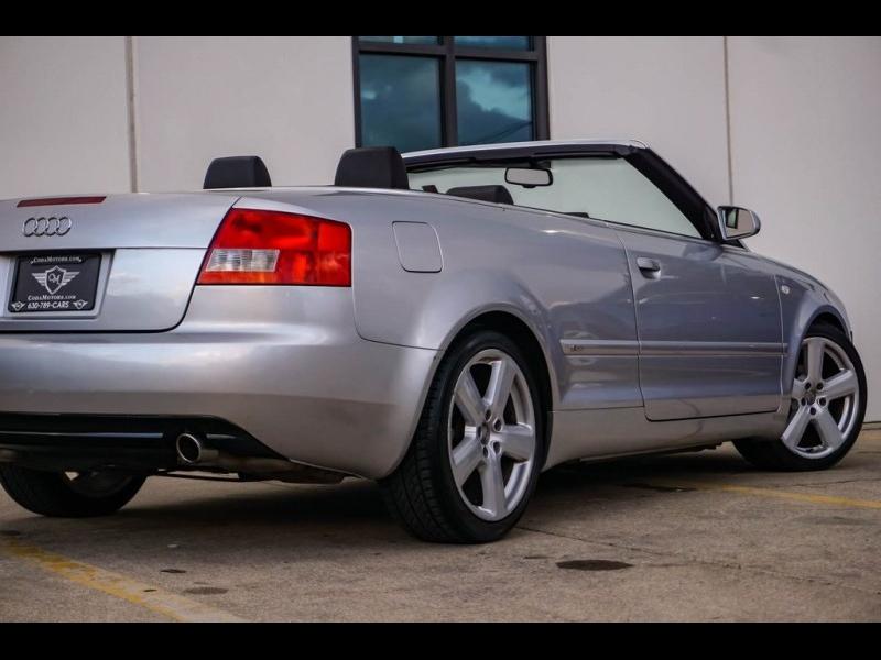 Audi A4 2006 price $7,980
