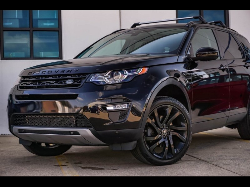 Land Rover Discovery Sport 2015 price $19,980