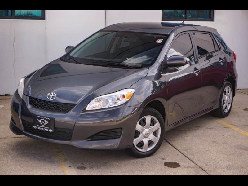 Toyota Matrix 2010 price $5,690