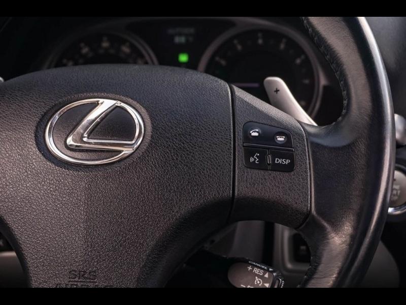 Lexus IS 2008 price $12,580