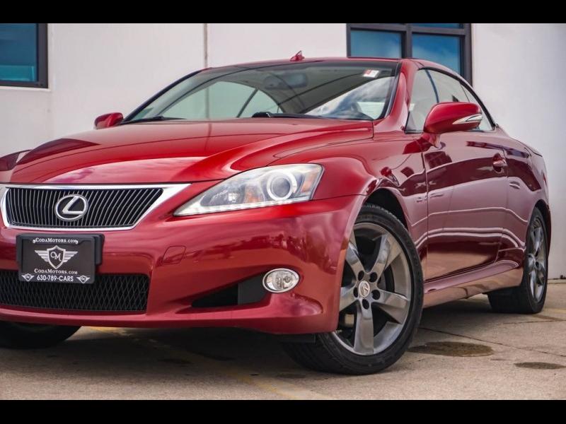 Lexus IS 2011 price $9,880
