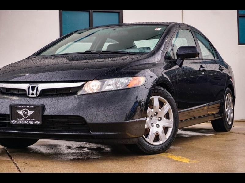 Honda Civic 2008 price $6,990