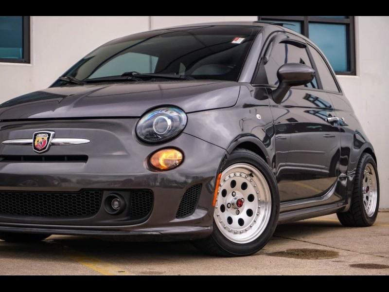 Fiat 500 2015 price $13,200
