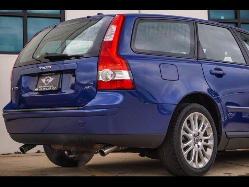 Volvo V50 2007 price $5,580