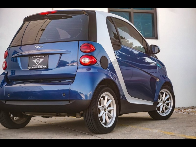 smart Fortwo 2008 price $5,980
