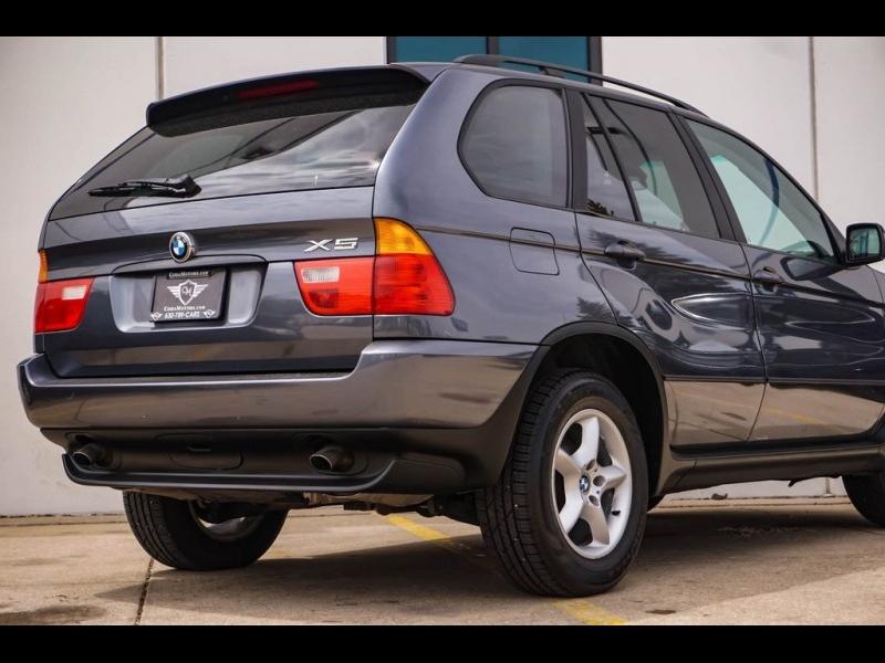 BMW X5 2002 price $6,970