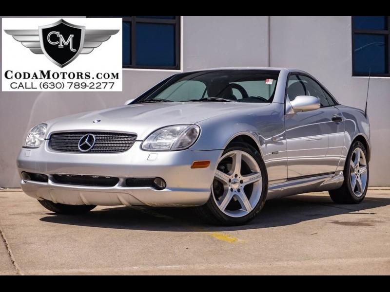 Mercedes-Benz SLK 2000 price $9,990