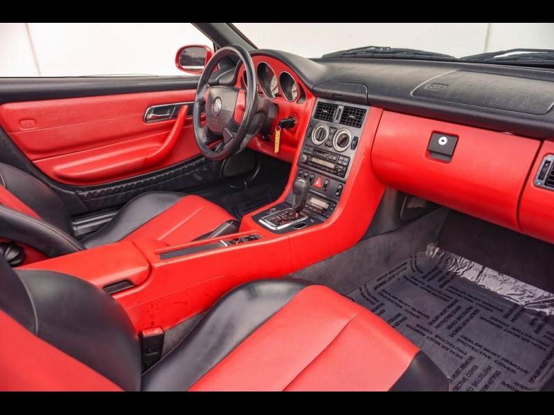 Mercedes-Benz SLK 1998 price $6,880