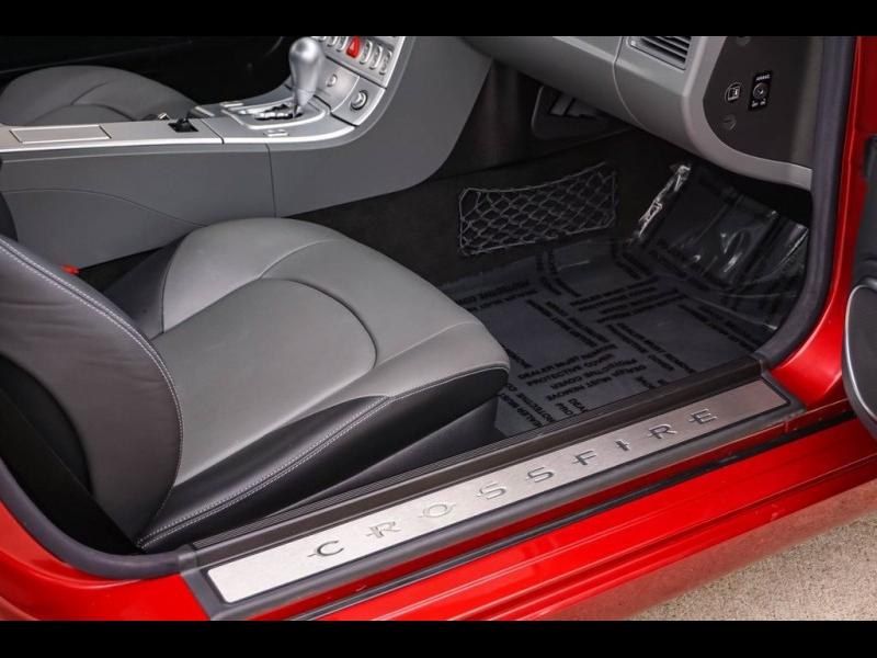 Chrysler Crossfire 2006 price $13,990