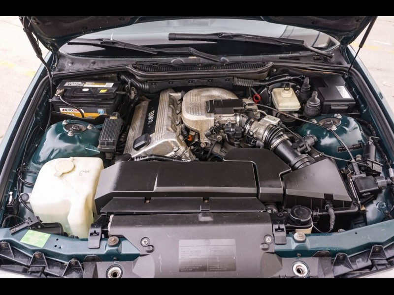 BMW 3 Series 1998 price $7,980