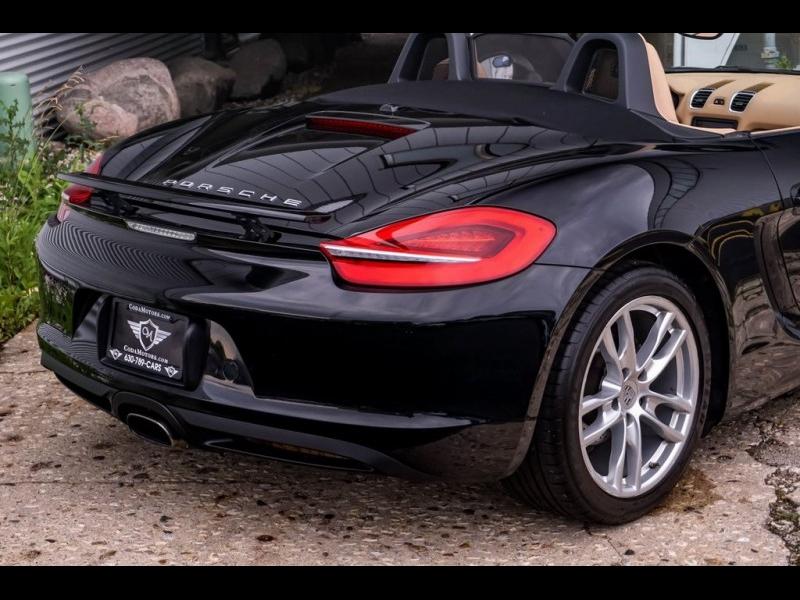 Porsche Boxster 2013 price $35,990