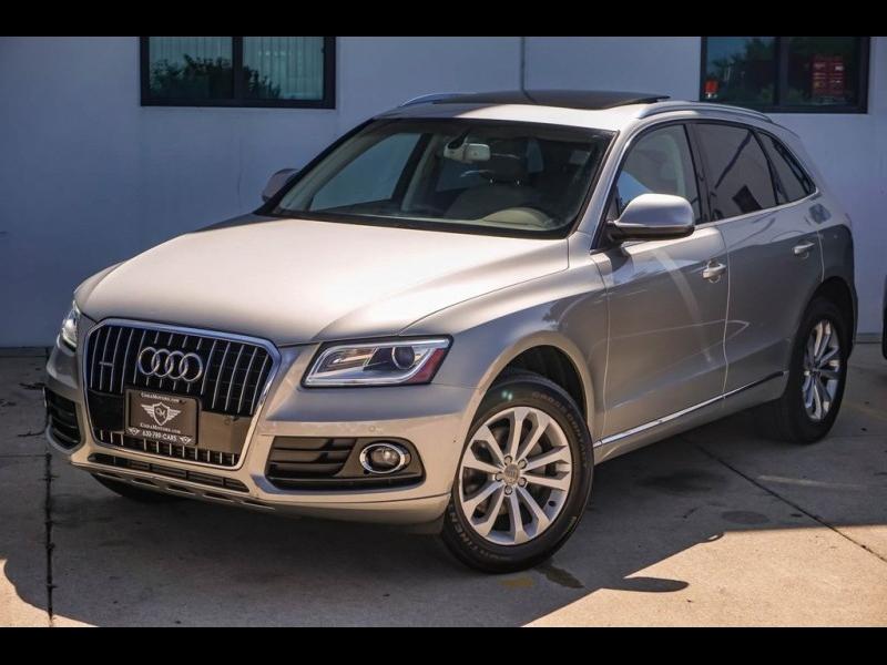 Audi Q5 2015 price $16,890