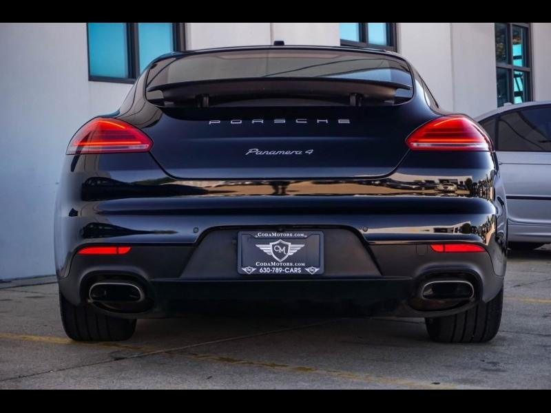 Porsche Panamera 2016 price $49,990