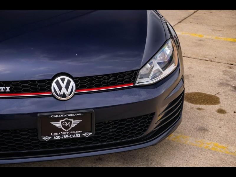 Volkswagen Golf GTI 2016 price $19,990