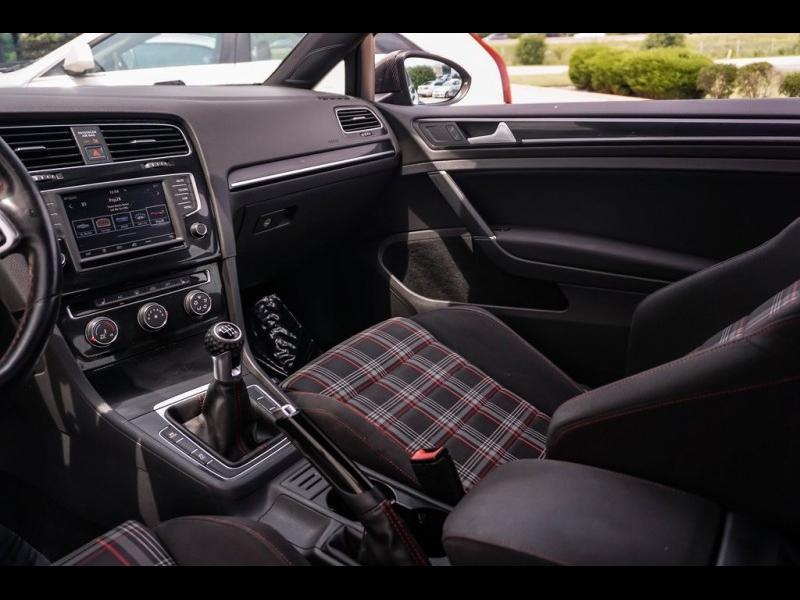Volkswagen Golf GTI 2016 price $18,980