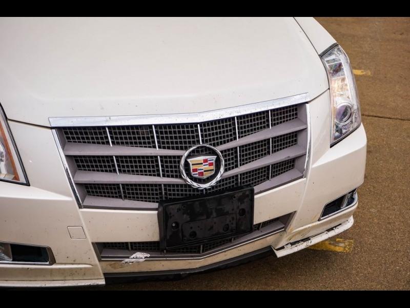 Cadillac CTS 2010 price $11,480