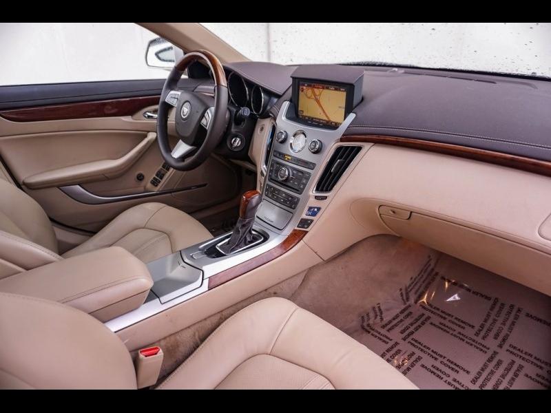 Cadillac CTS 2010 price $10,980