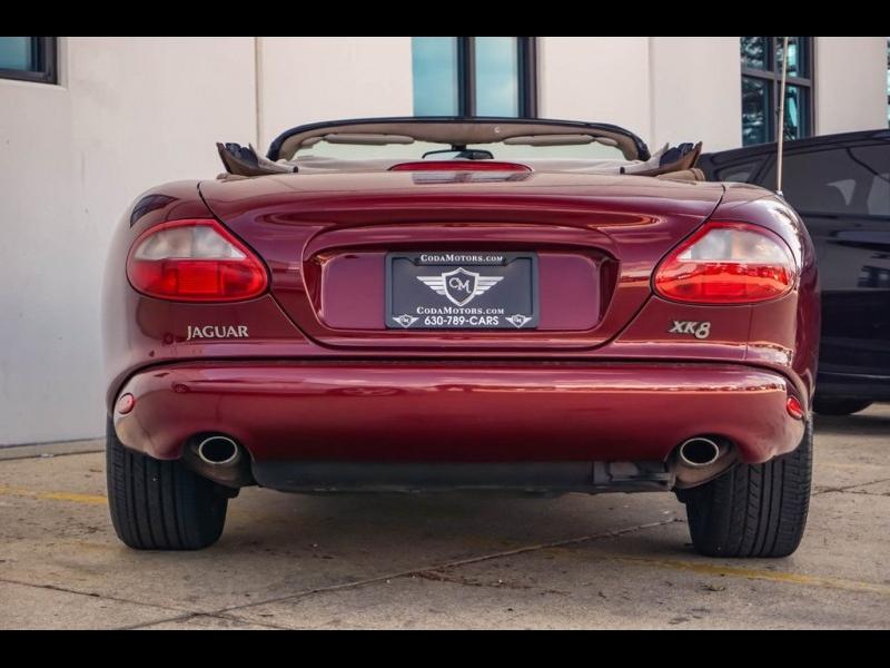 Jaguar XK 2000 price $12,380