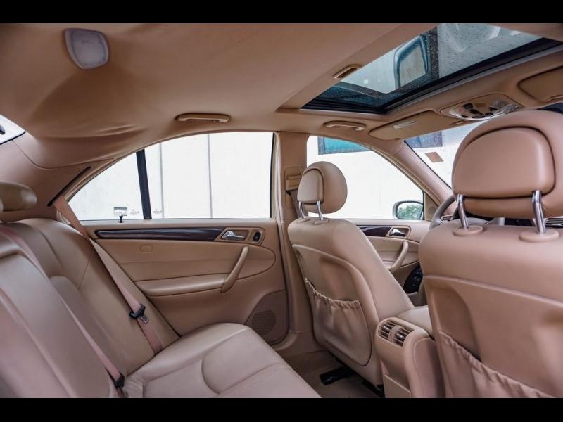 Mercedes-Benz C-Class 2002 price $6,990