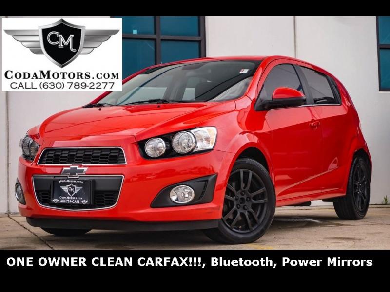 Chevrolet Sonic 2014 price $7,990
