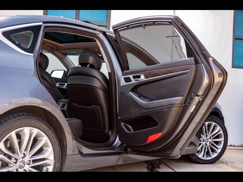 Hyundai Genesis 2015 price $18,580