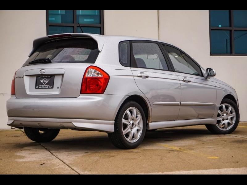 Kia Spectra5 2006 price $3,490