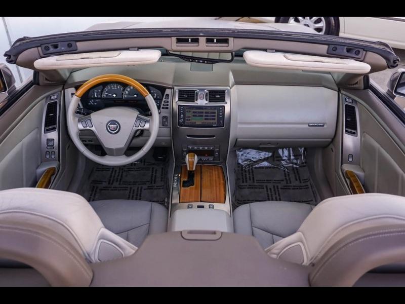 Cadillac XLR 2005 price $19,990