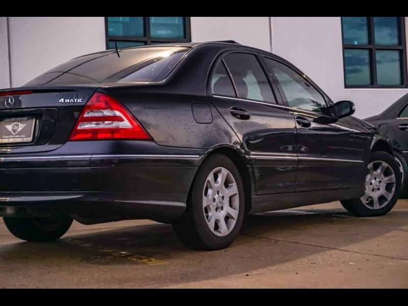 Mercedes-Benz C-Class 2006 price $6,998