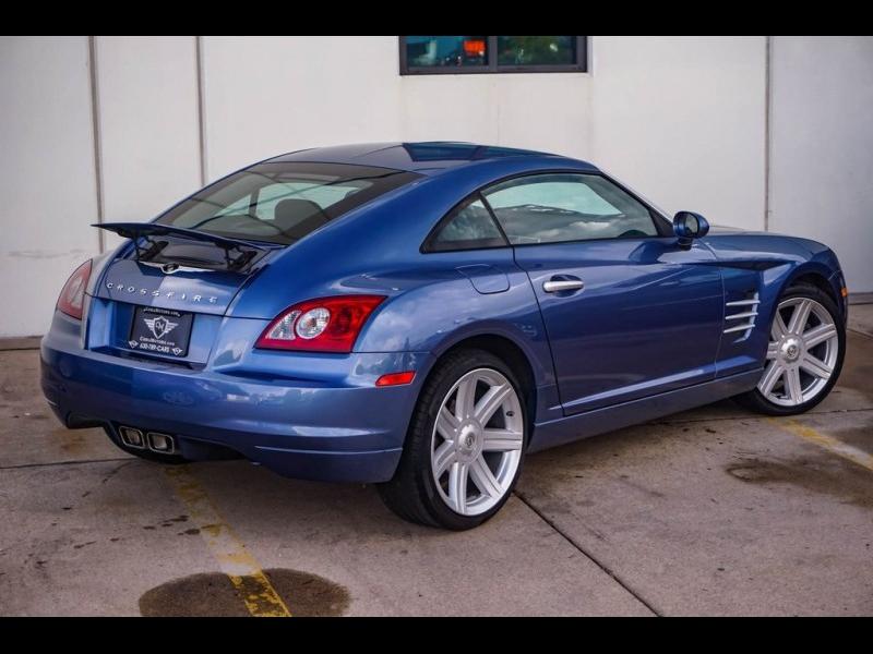 Chrysler Crossfire 2005 price $9,990