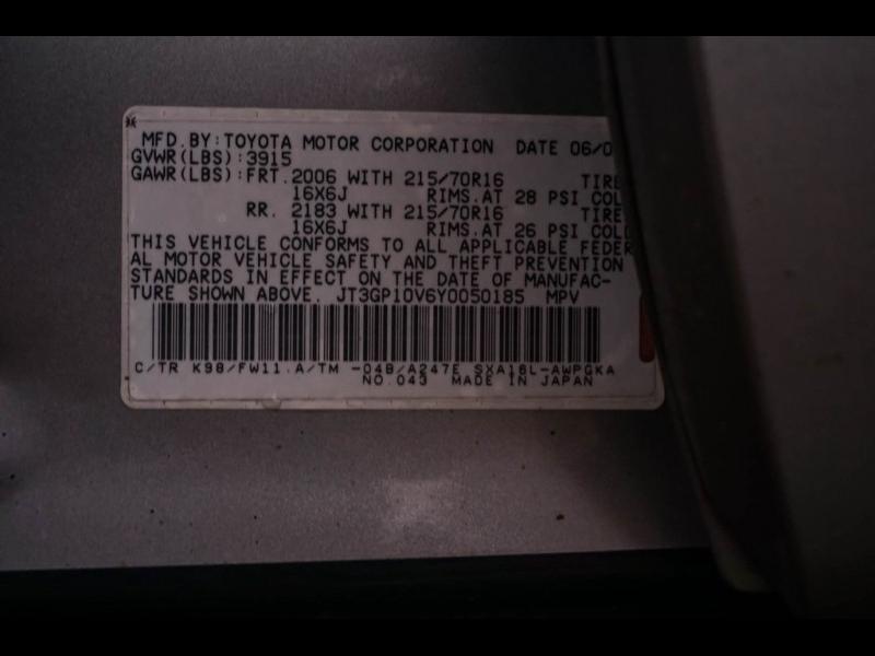 Toyota RAV4 2000 price $4,880