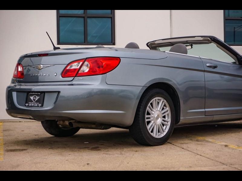Chrysler Sebring 2008 price $6,990