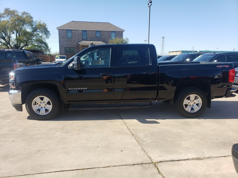 Chevrolet Silverado 1500 2017 price $4,000