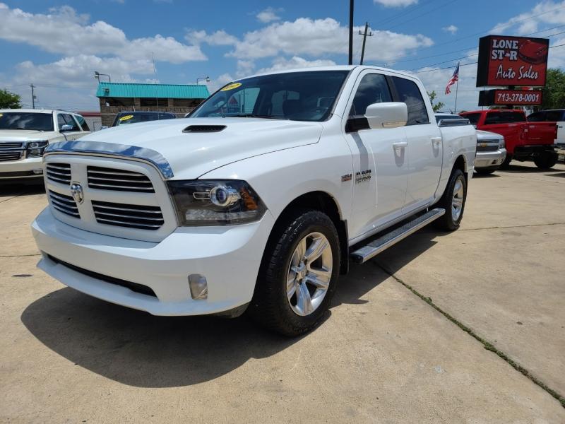 RAM 1500 2017 price $4,500