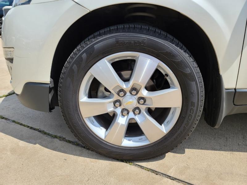 Chevrolet Traverse 2014 price $2,500
