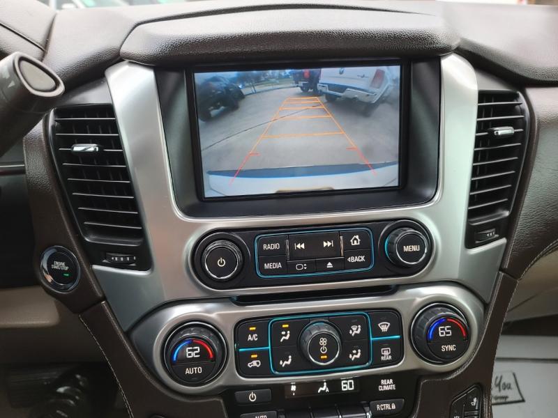 Chevrolet Tahoe 2015 price $4,500