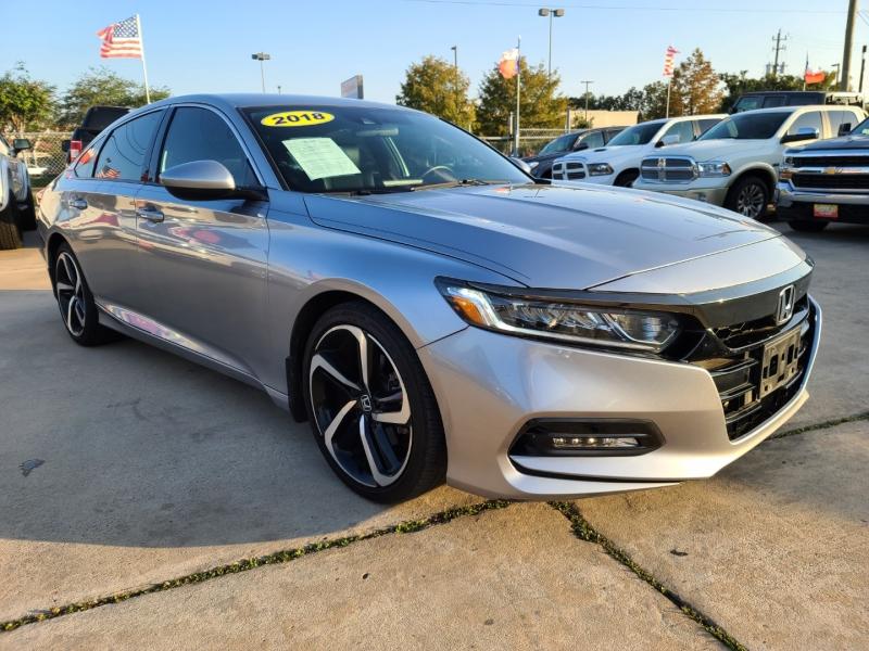 Honda Accord Sedan 2018 price $3,500