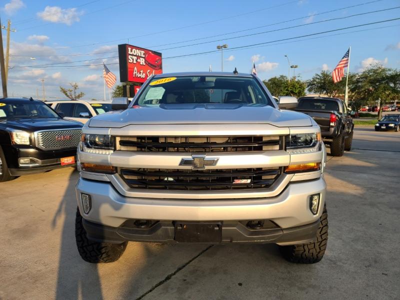 Chevrolet Silverado 1500 2016 price $5,500
