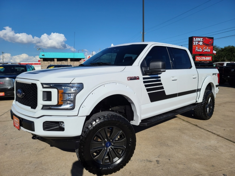 Ford F-150 2018 price $6,000