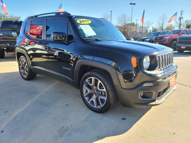 Jeep Renegade 2017 price $2,500