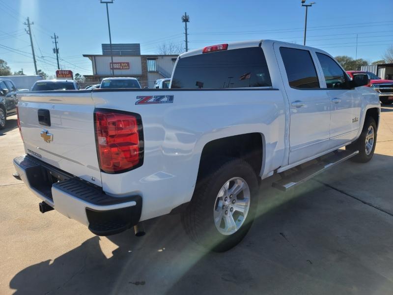 Chevrolet Silverado 1500 2016 price $4,500