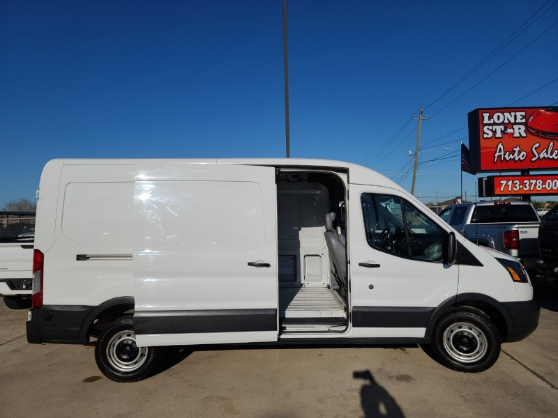 Ford Transit Van 2017 price $3,700