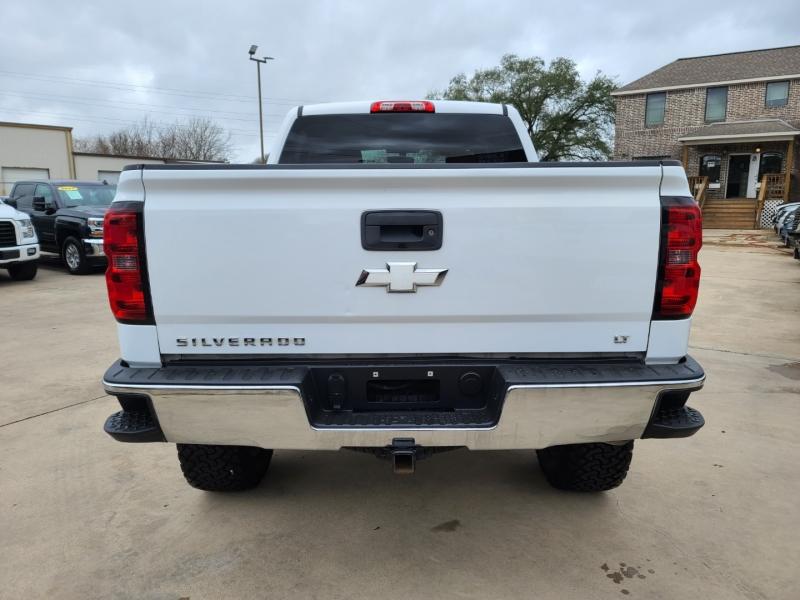 Chevrolet Silverado 1500 2014 price $3,600