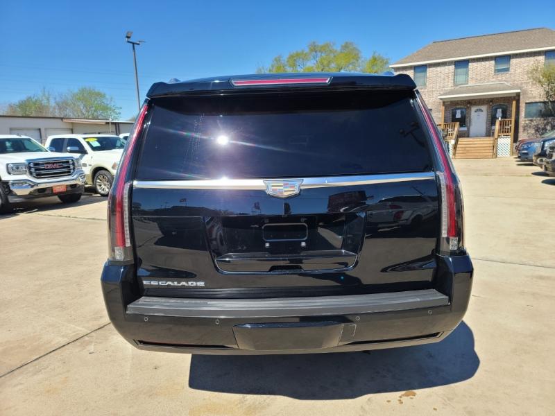 Cadillac Escalade ESV 2016 price $5,000